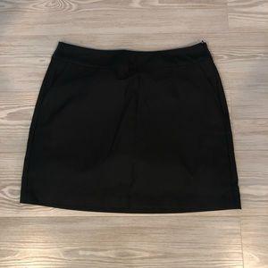 Nike womens golf skirt